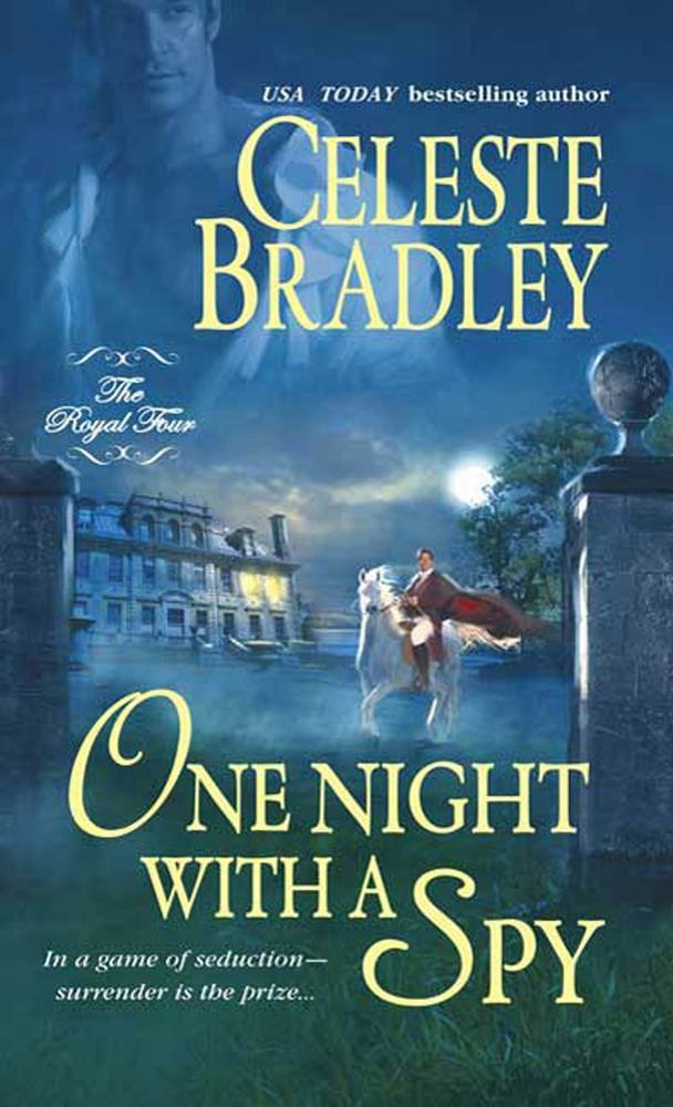 One Night With A Spy - Book 3 of the Royal Four