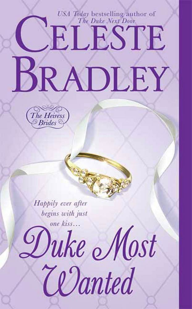 Duke Most Wanted - Book 3 of the Heiress Brides