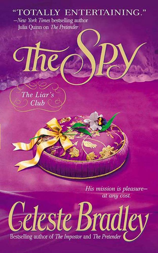The Spy - Book 3 of the Liar's Club