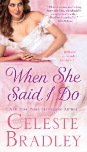 When She Said I Do - Book 1 of the Wicked Worthingtons