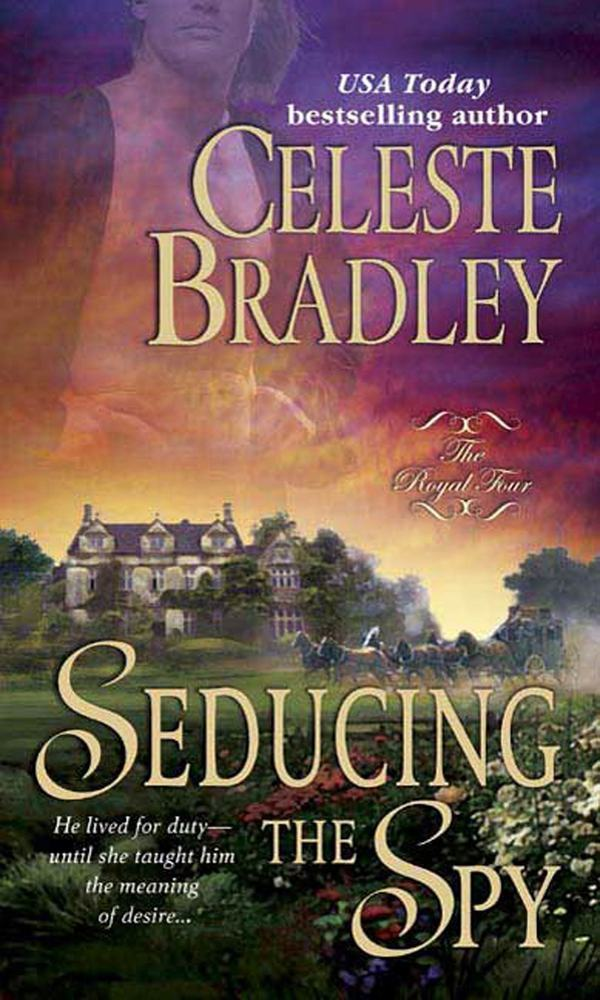 Seducing the Spy - Book 4 of the Royal Four