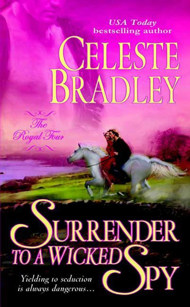 Surrender to a Wicked Spy - Book 2 of the Royal Four