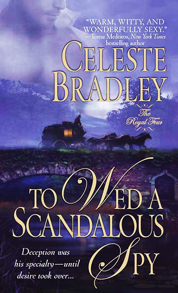 To Wed A Scandalous Spy - Book 1 of the Royal Four